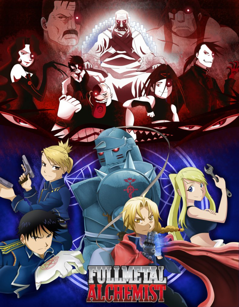 Review | Fullmetal Alchemist