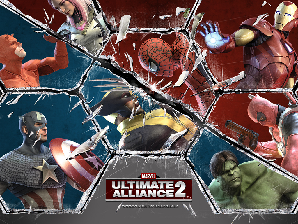 Review   Marvel: Ultimate Alliance 2