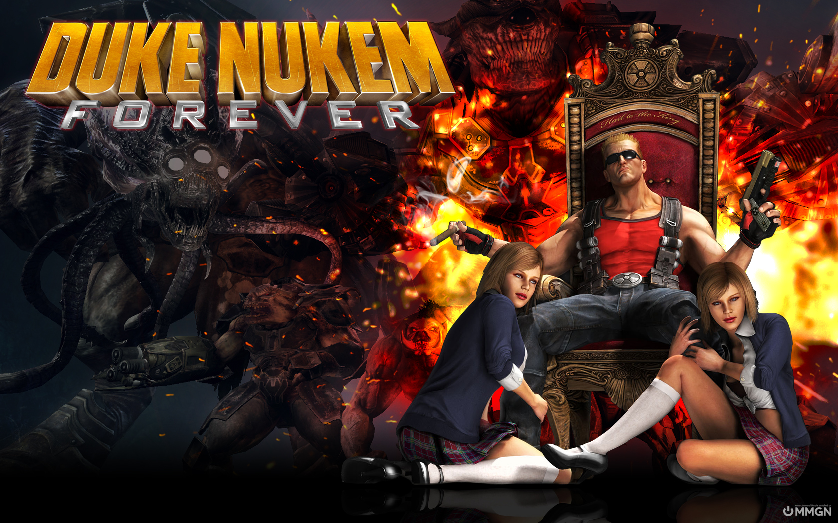 Review | Duke Nukem Forever