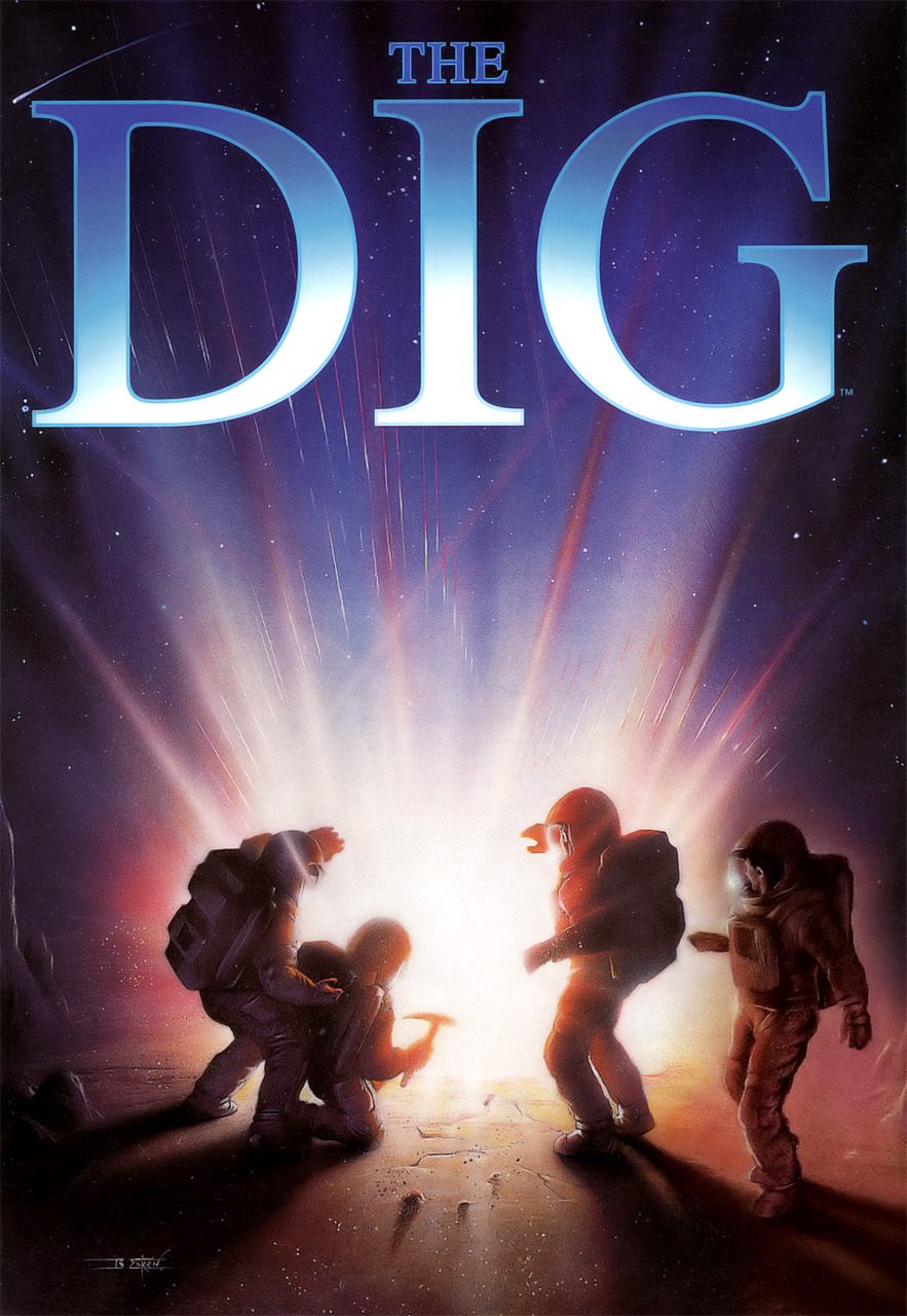 Review   The Dig