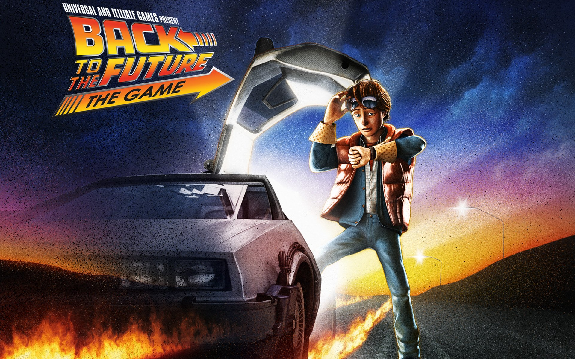 Review | Back to the Future: The Game