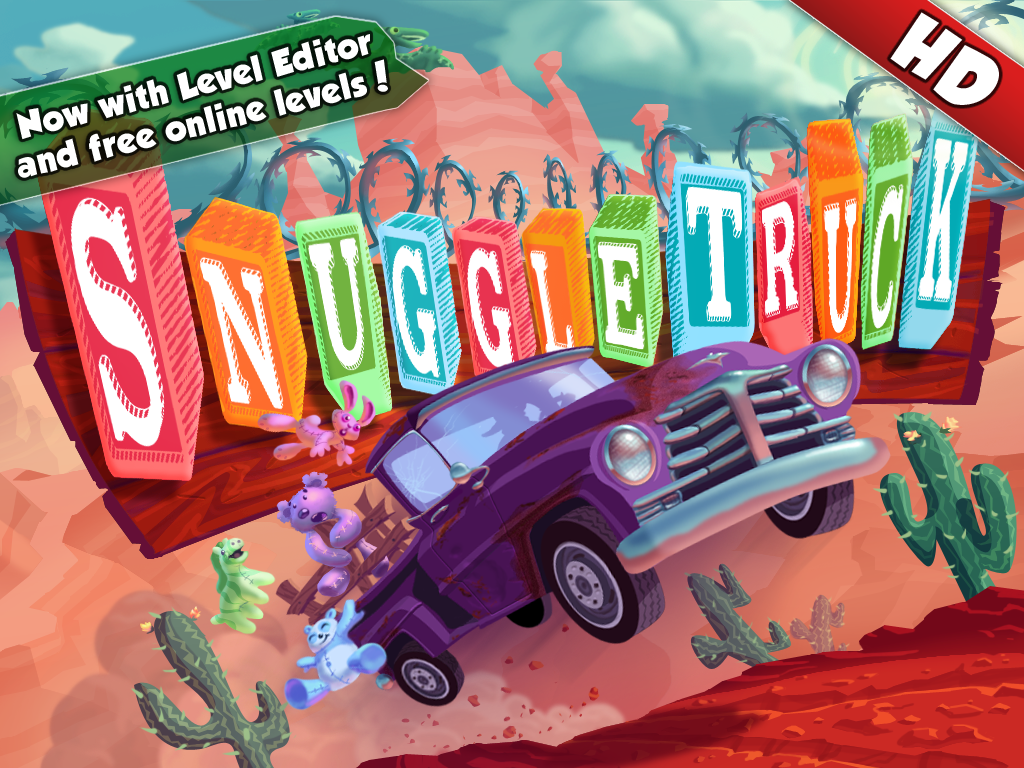 Review | Snuggle Truck