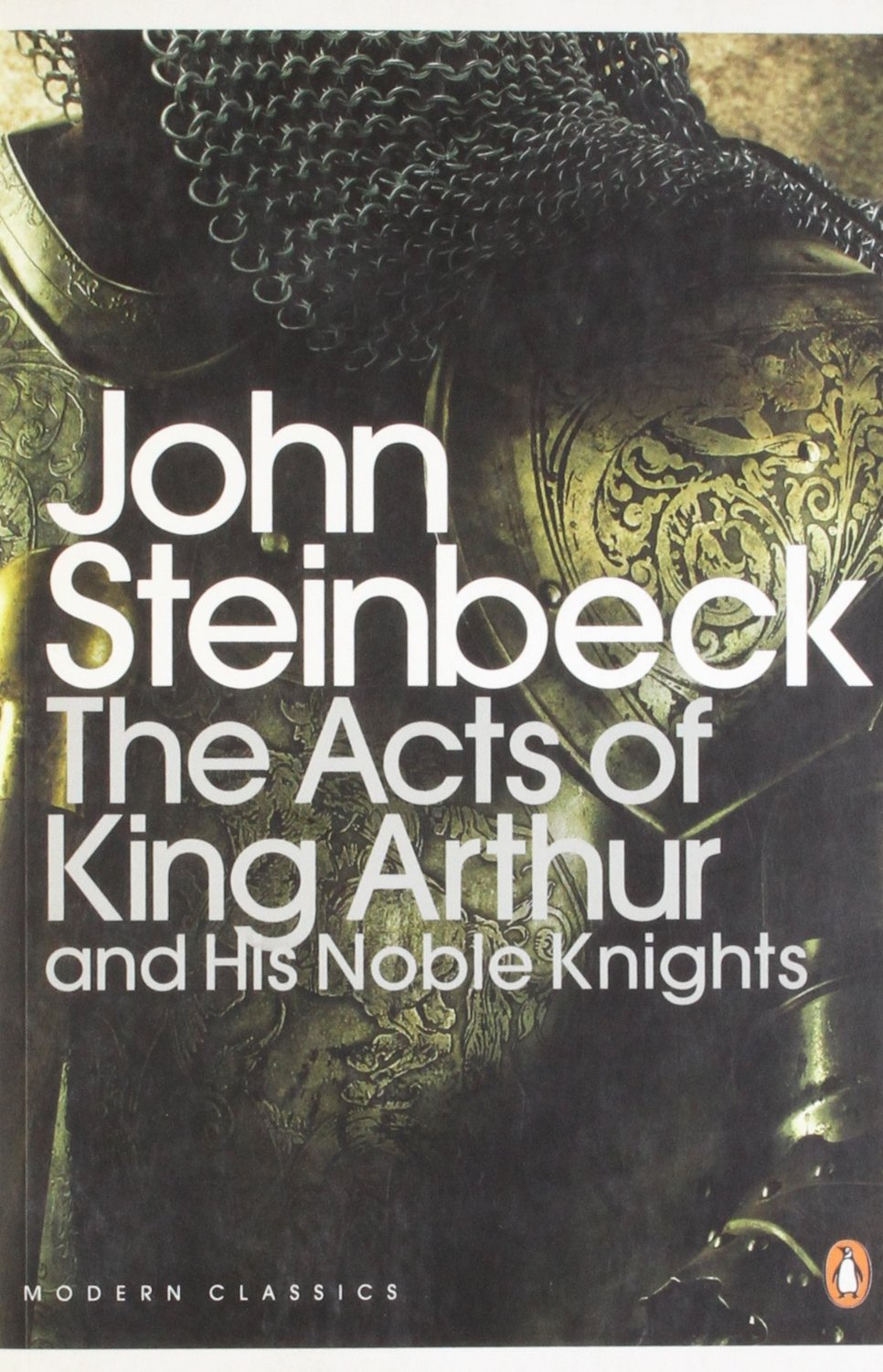 Resenha | The Acts of King Arthur and His Noble Knight – John Steinbeck