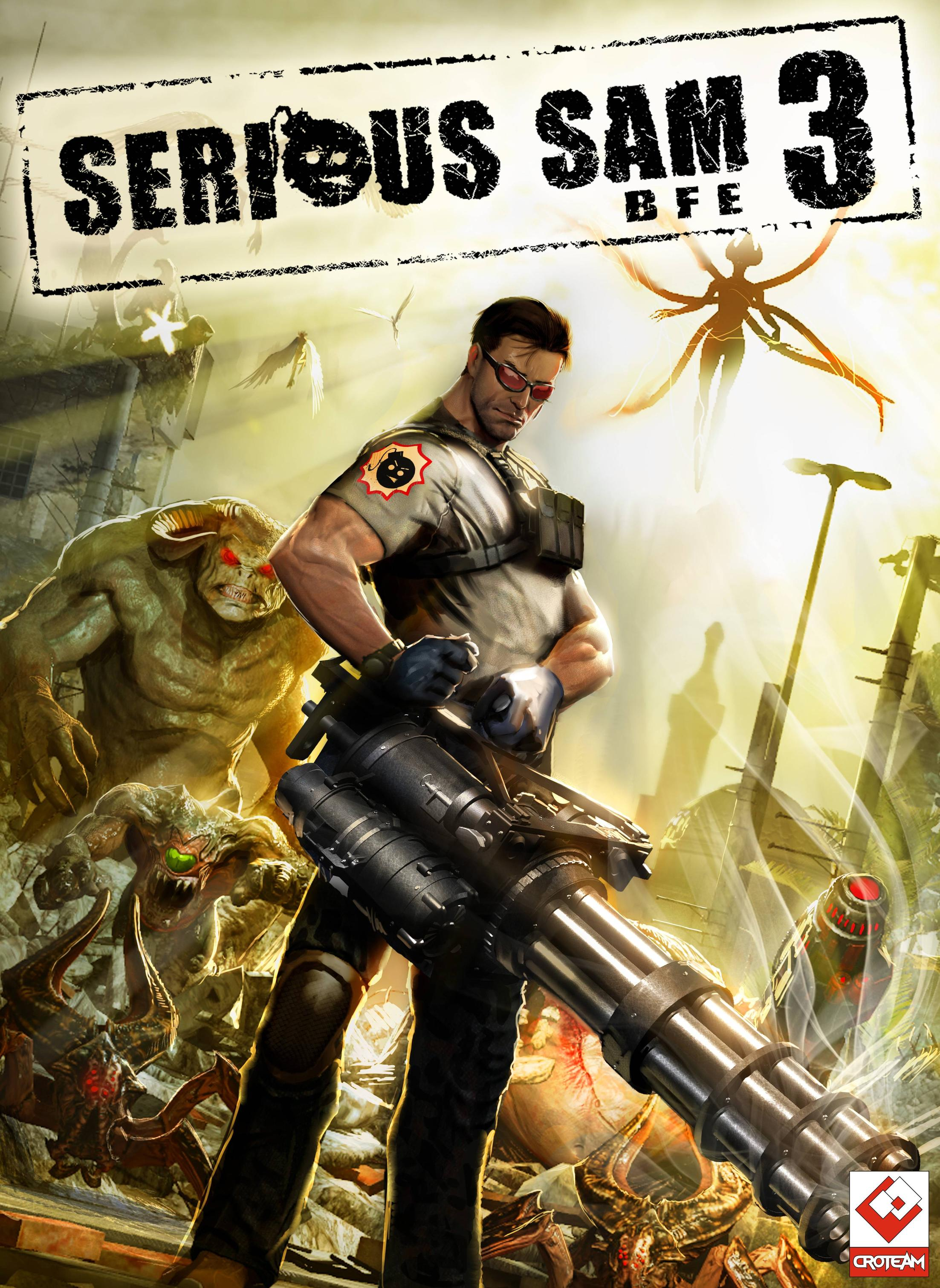 Review | Serious Sam 3: Before First Encounter