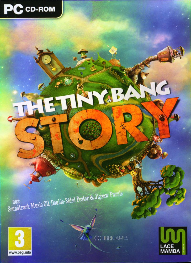 Review | The Tiny Bang Story