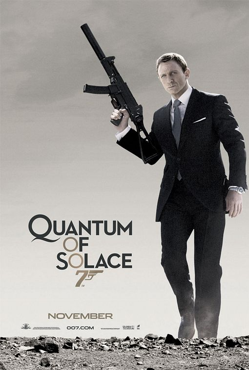 Crítica | 007: Quantum Of Solace