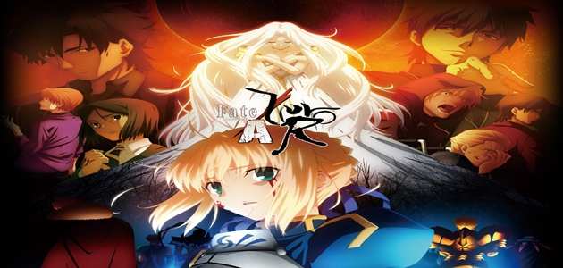 Capa 2 Fate-Zero Post