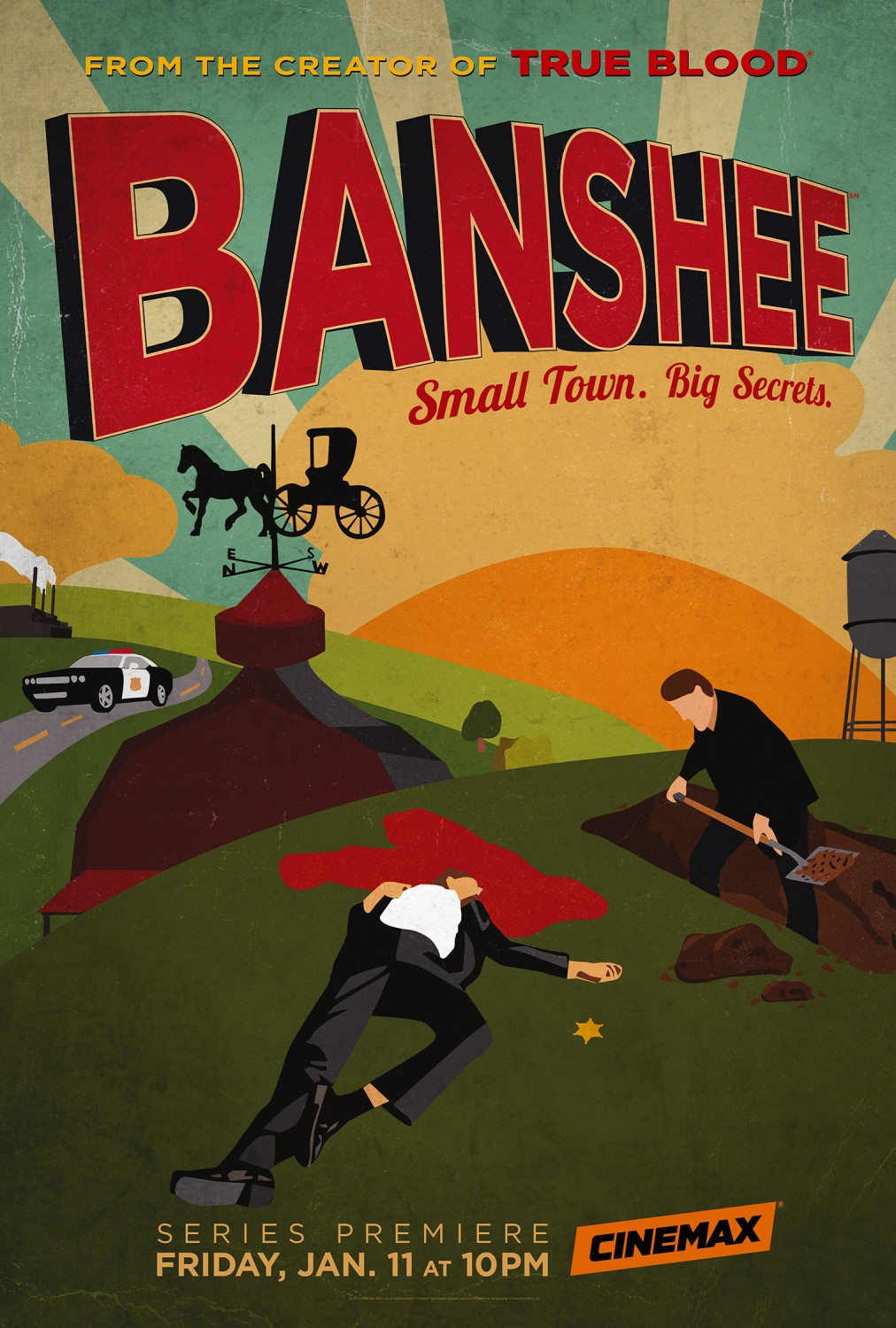 Review | Banshee