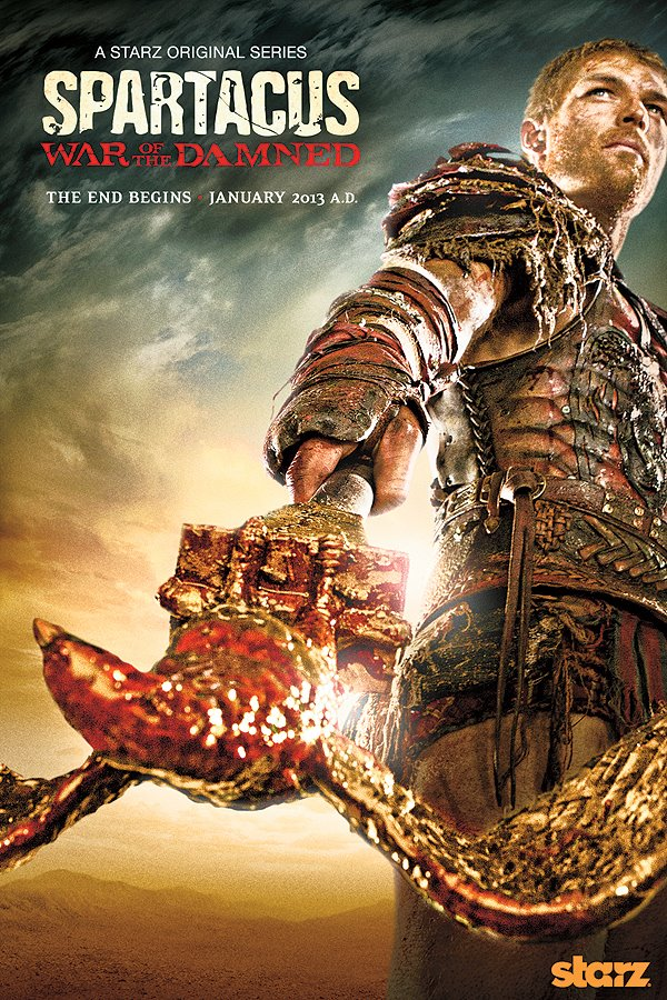 Review | Spartacus: War of the Damned - 3ª Temporada