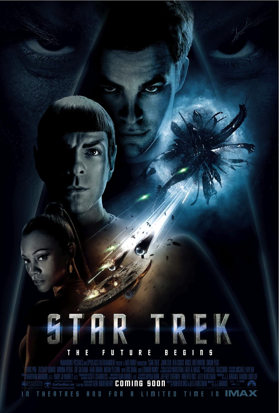 Crítica | Star Trek (2009)