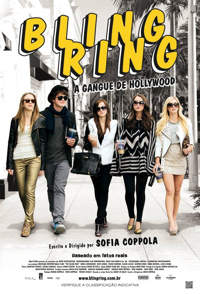 Crítica | Bling Ring: A Gangue de Hollywood