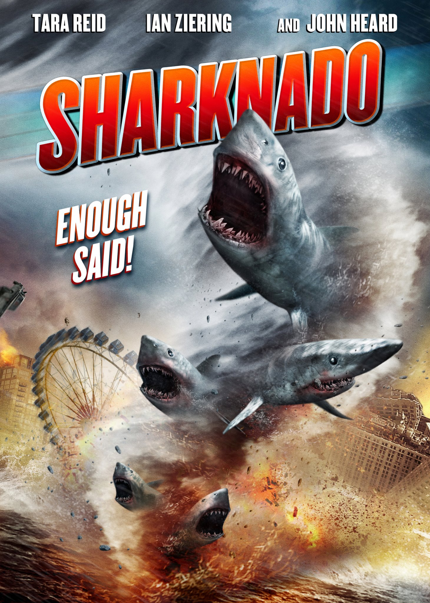 Sharknado BDRip XviD Dual Audio Dublado – Torrent
