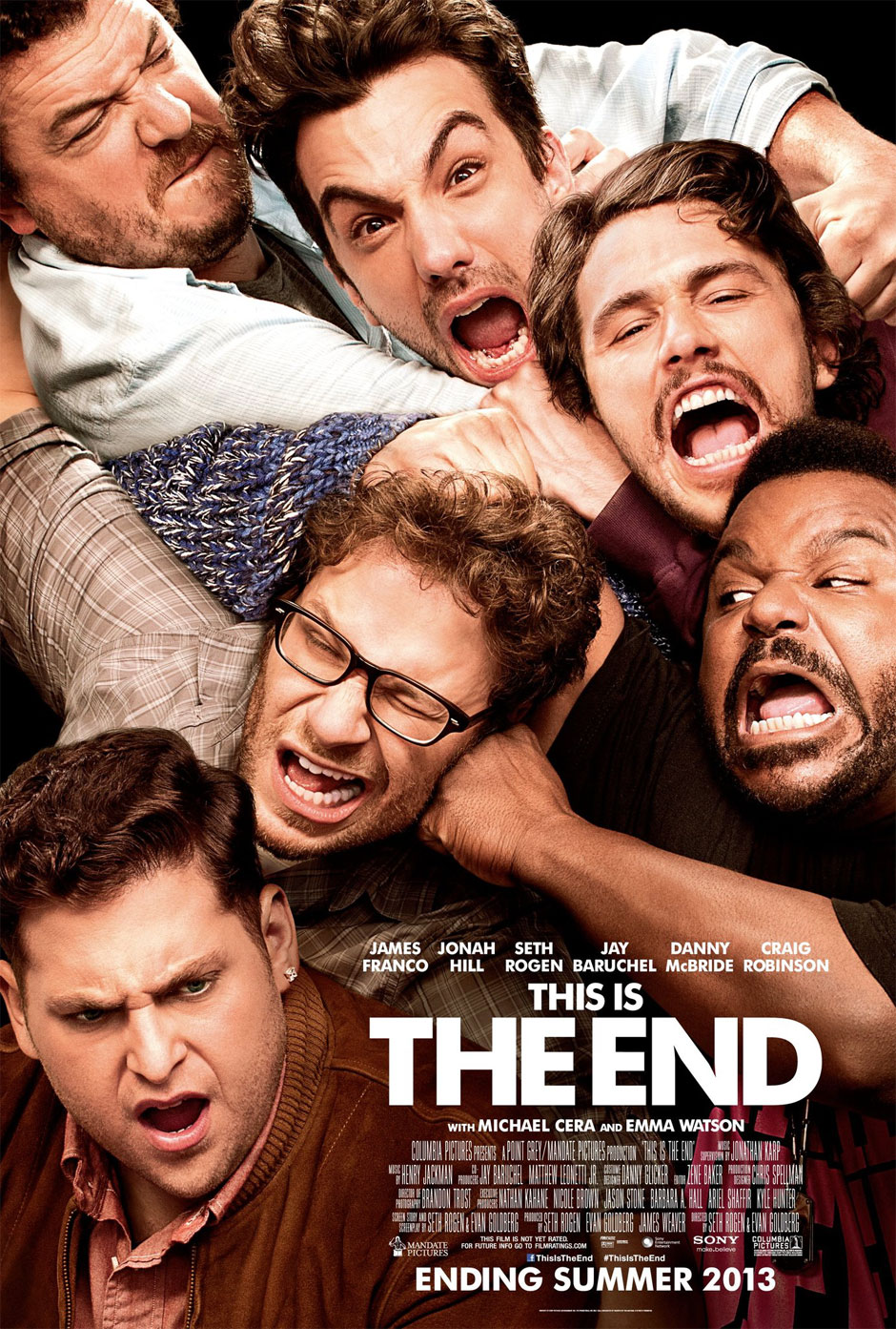 77 - This is the End (É o Fim)