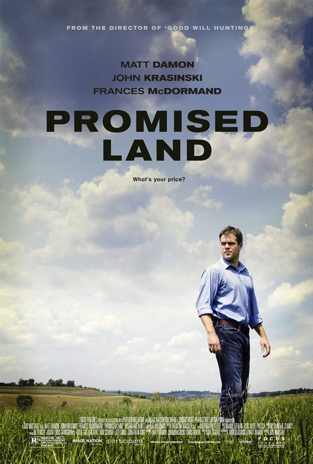promised land [Crítica] Terra Prometida