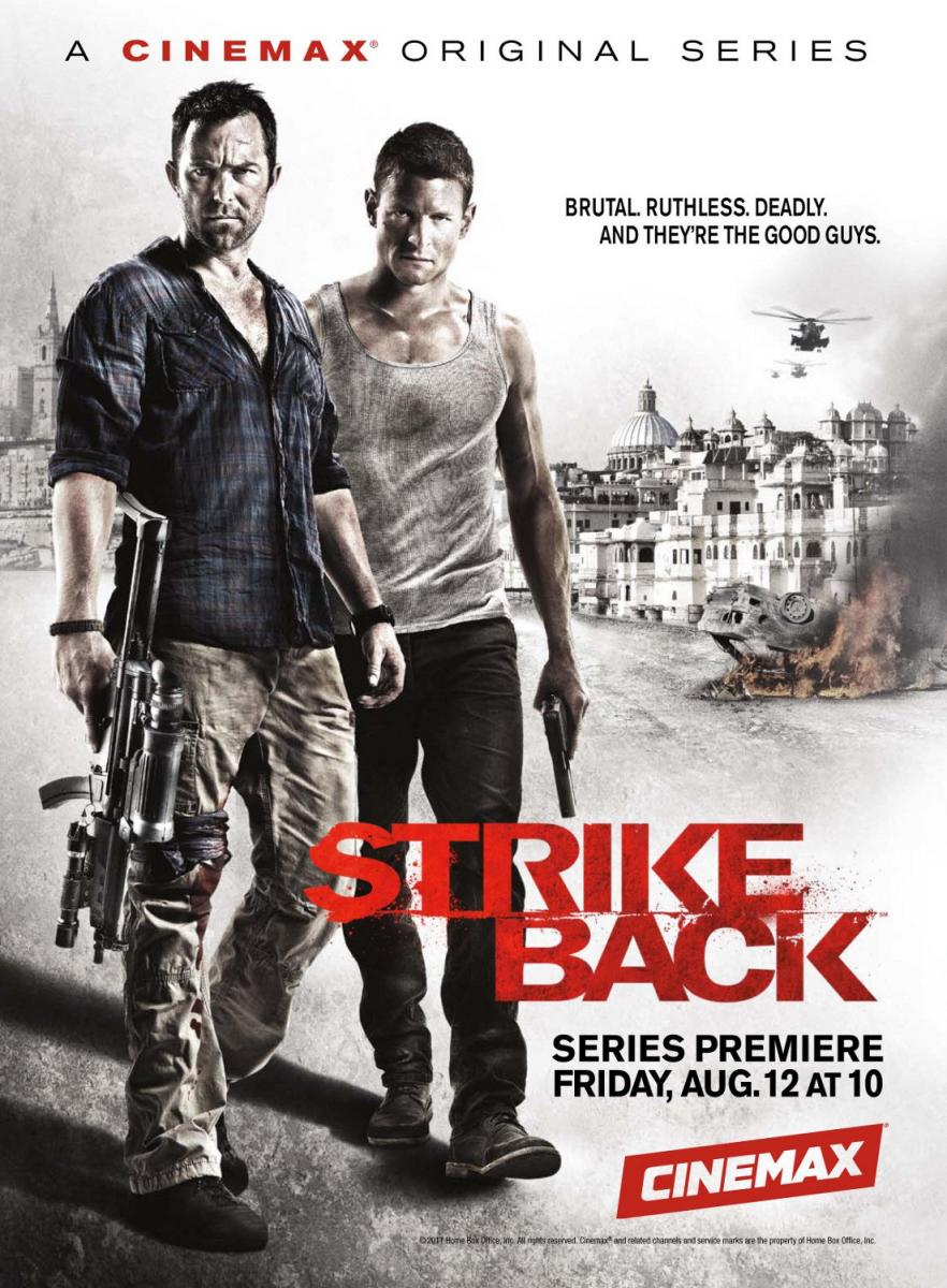 Review | Strike Back