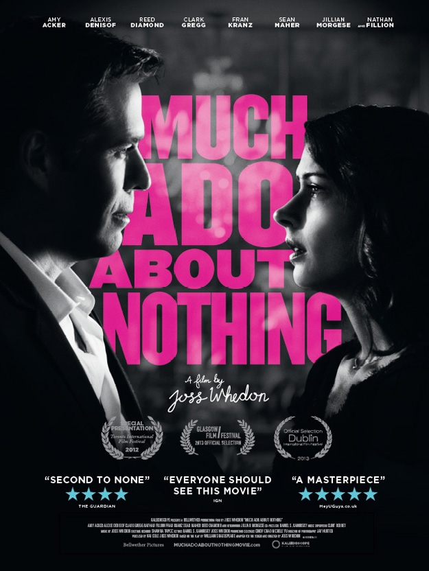 Much Ado Whedon