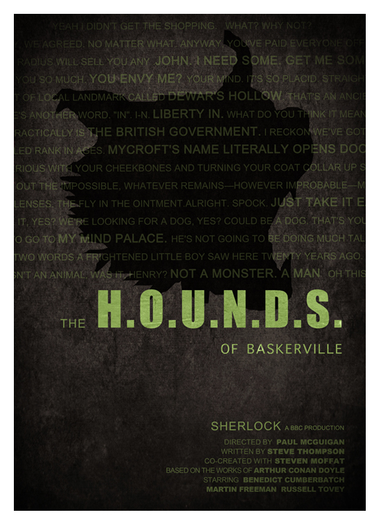 Review | Sherlock S02 E02 - The Hounds of Baskerville