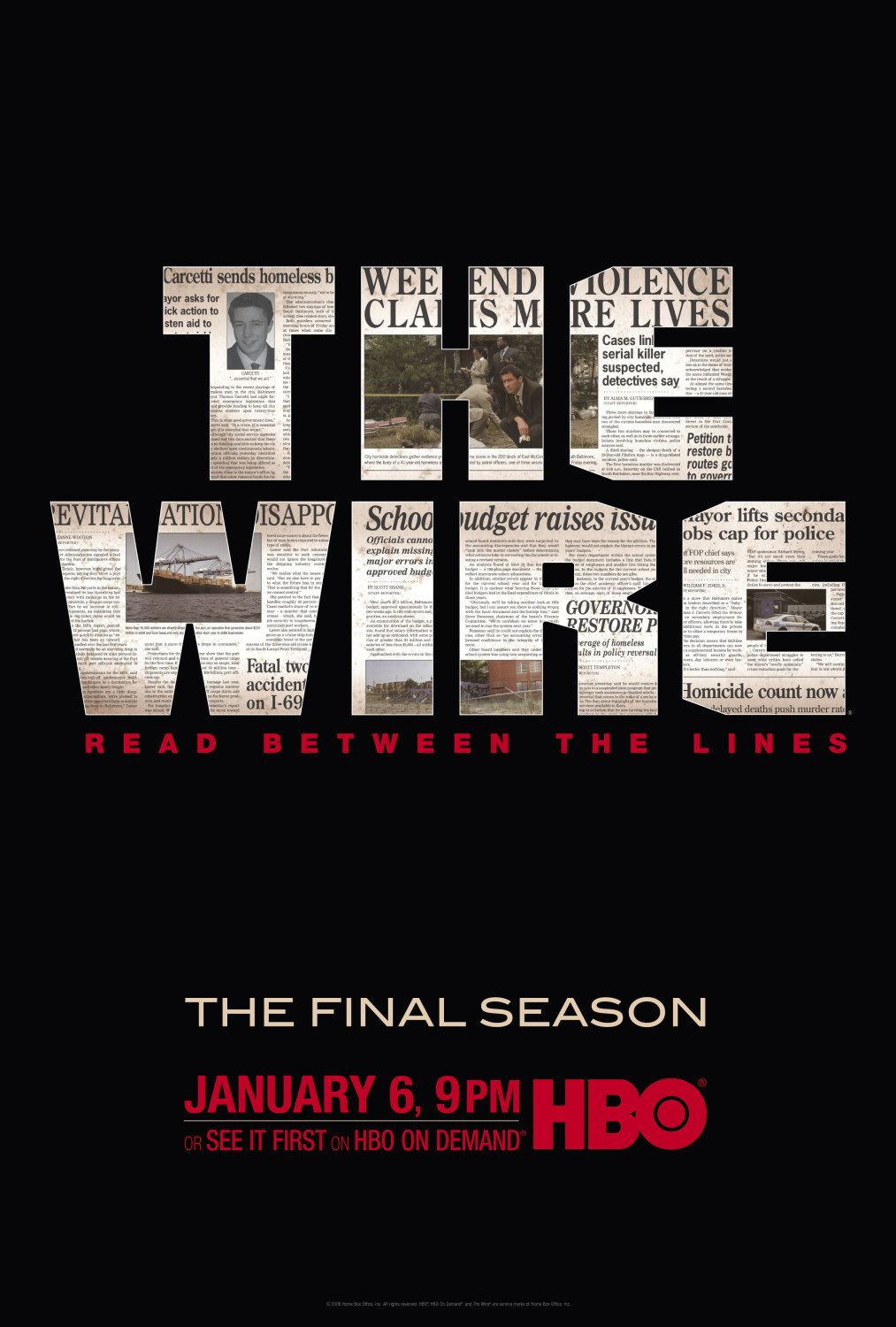 Review | The Wire