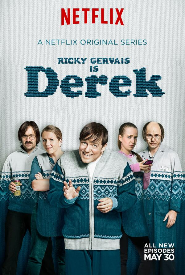 Review | Derek - 2ª Temporada