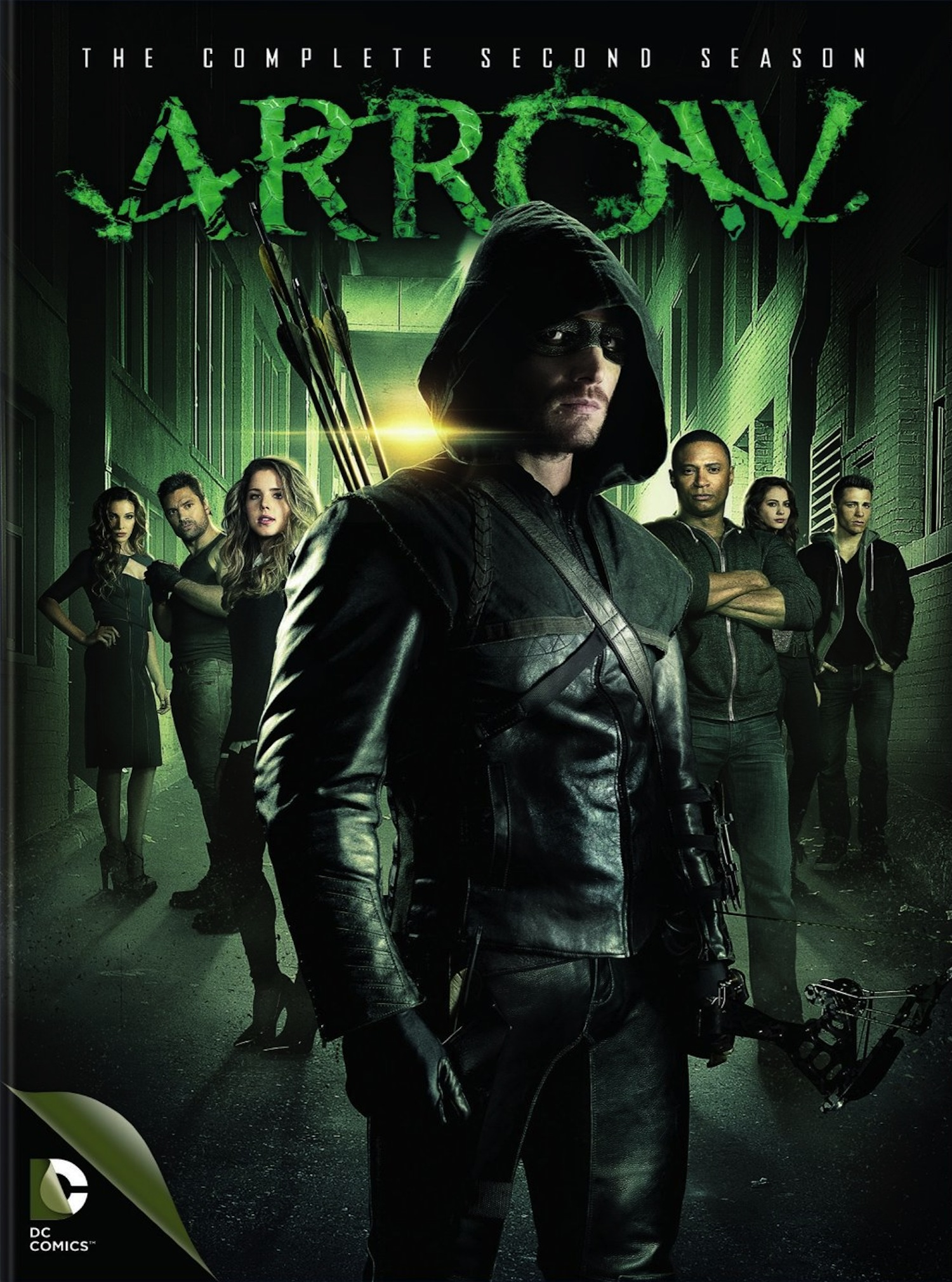 Review | Arrow - 2ª Temporada