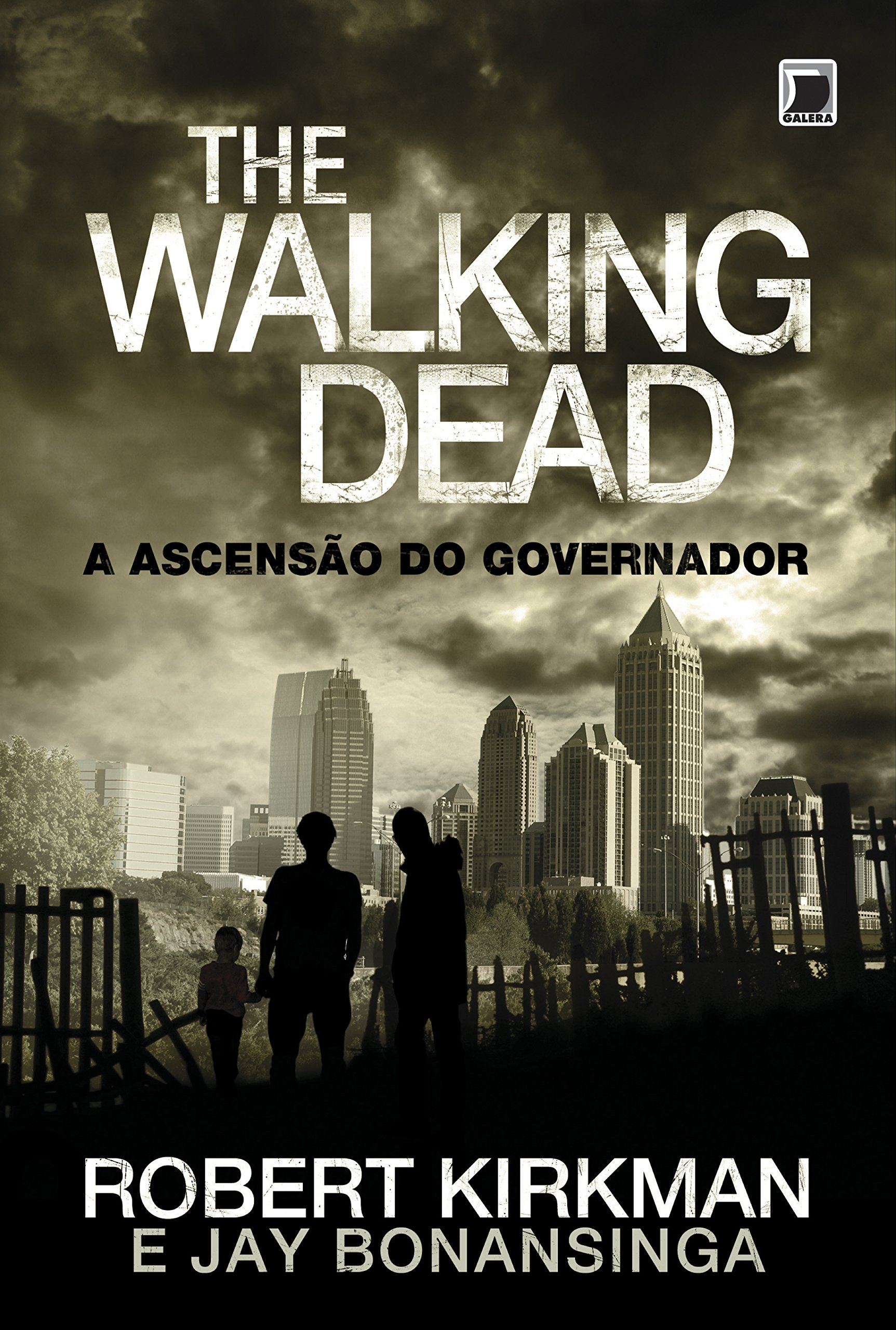 Resenha | The Walking Dead: A Ascensão do Governador – Robert Kirkman e Jay Bonansinga