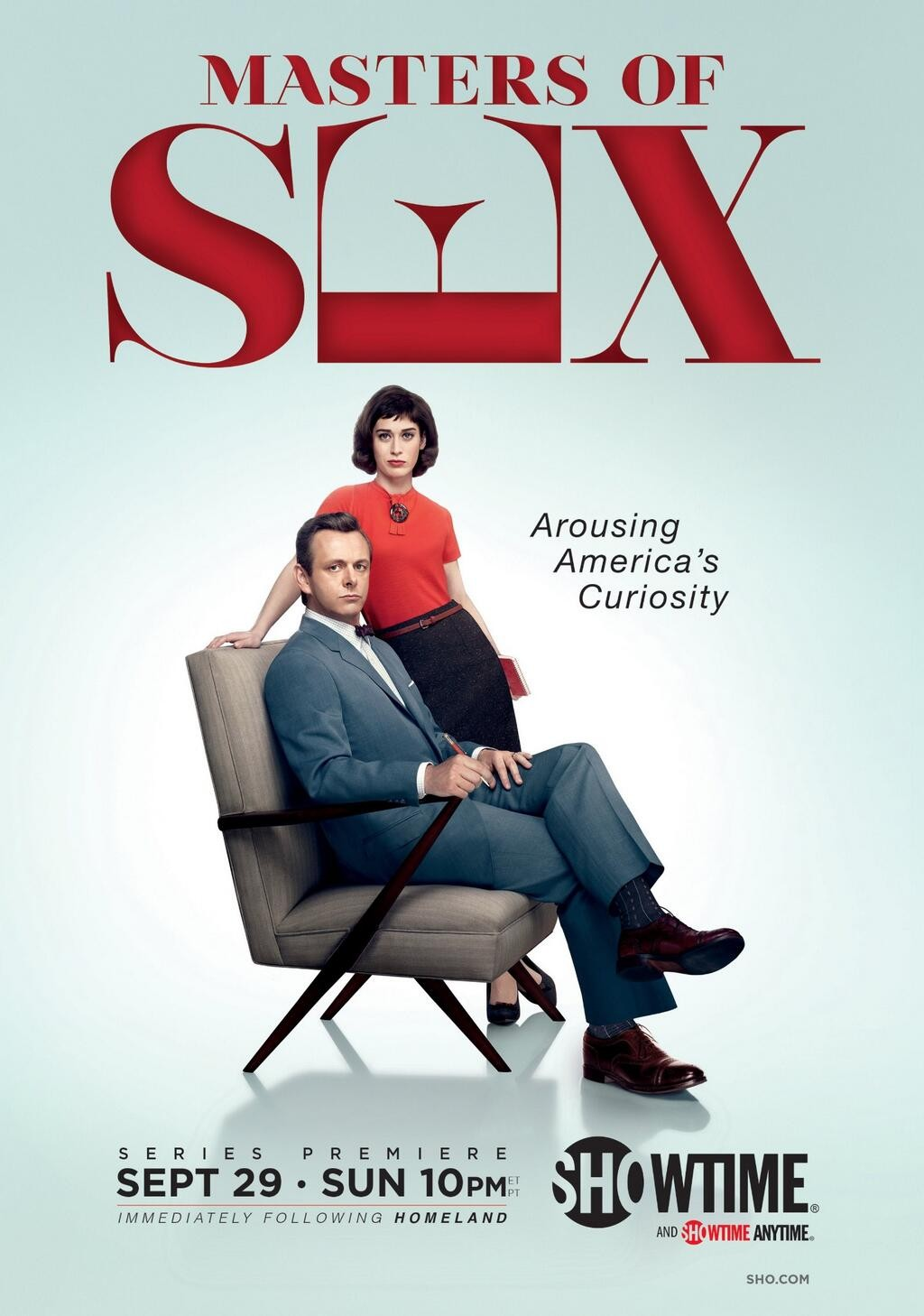 Review | Masters of Sex - 1ª Temporada