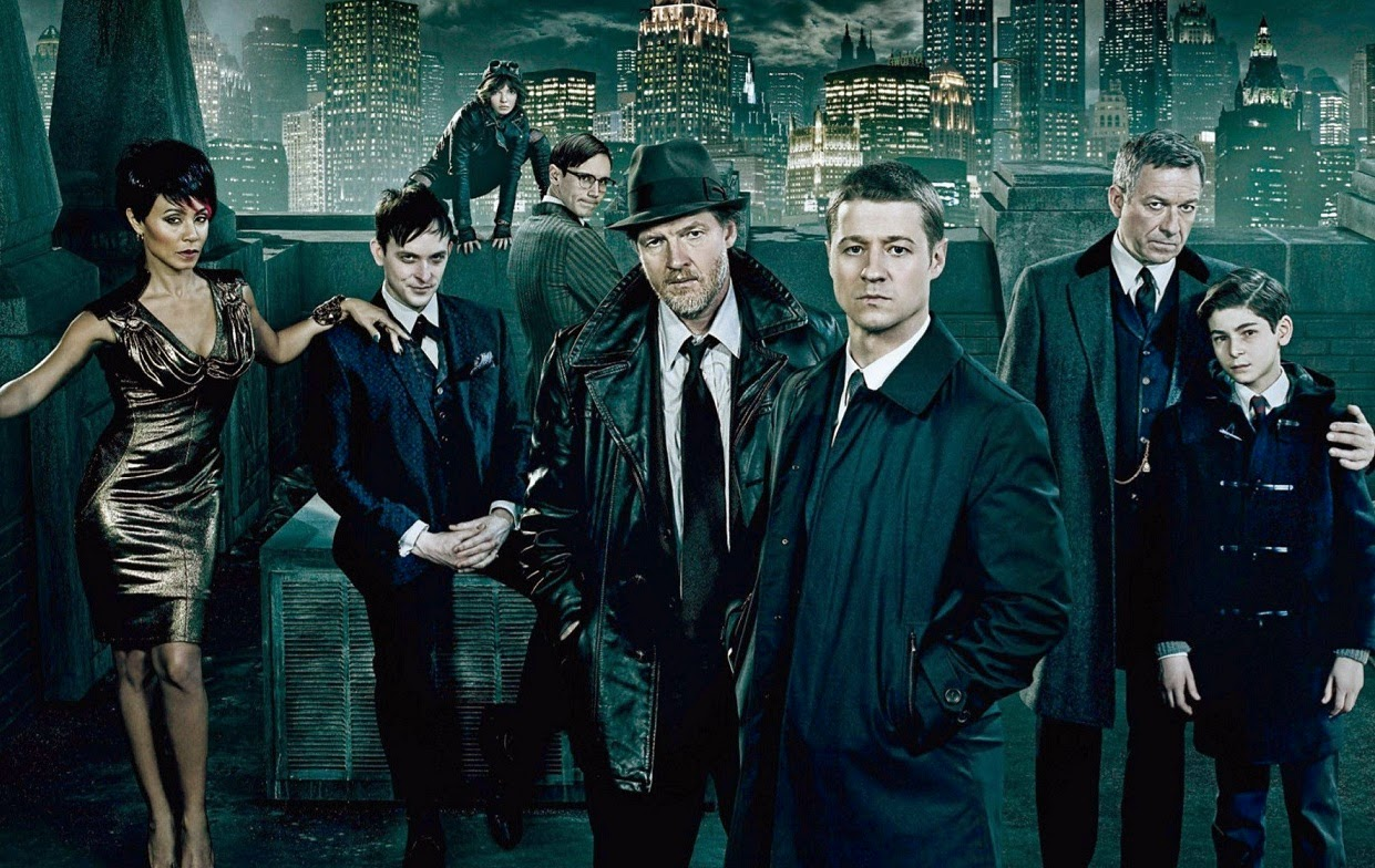 Review | Gotham (Episódio Piloto)