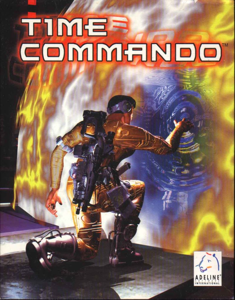 Review | Time Commando