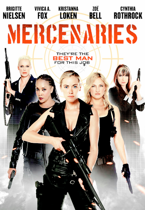 [Crítica] Mercenaries