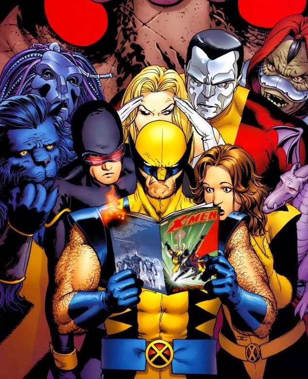 Supreendentes x-men 01