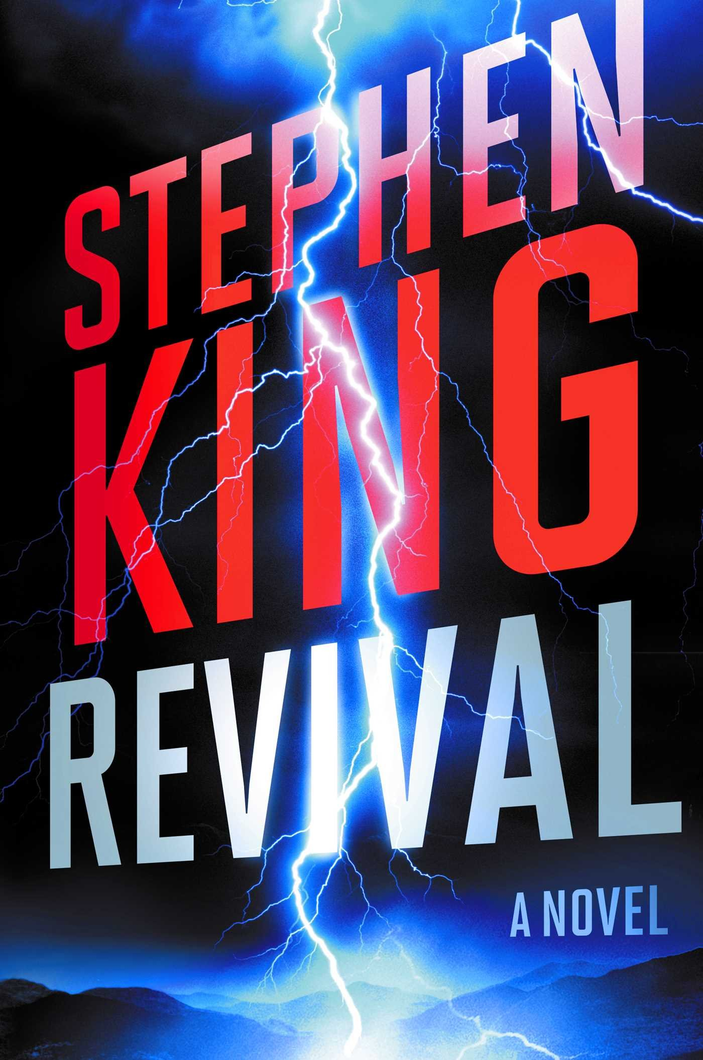Stephen King - Revival - Cover