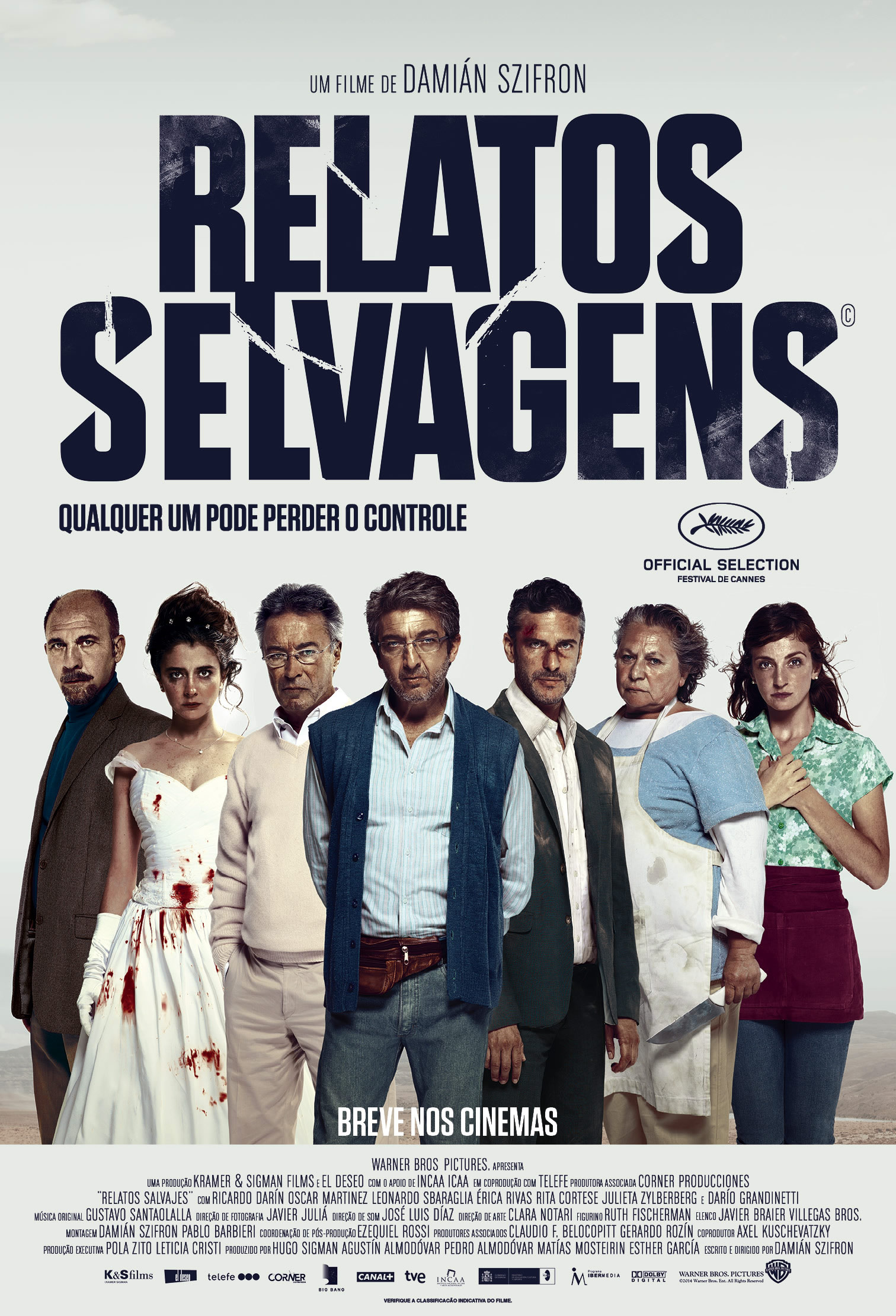 Crítica | Relatos Selvagens