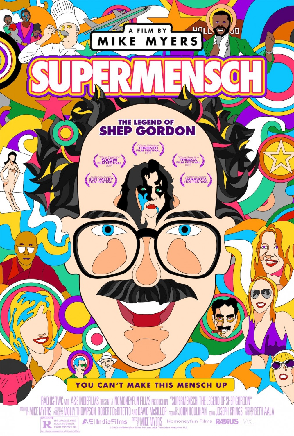 [Crítica] Supermensch: The Legend of Shep Gordon