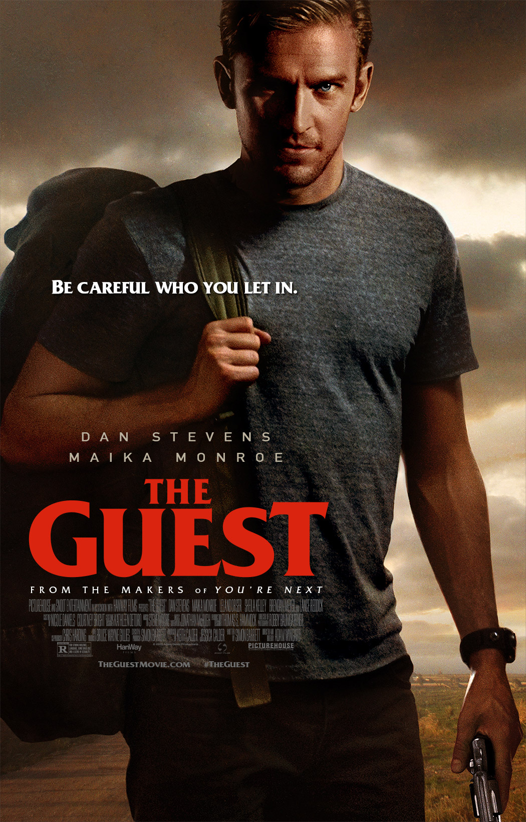 [Crítica] The Guest