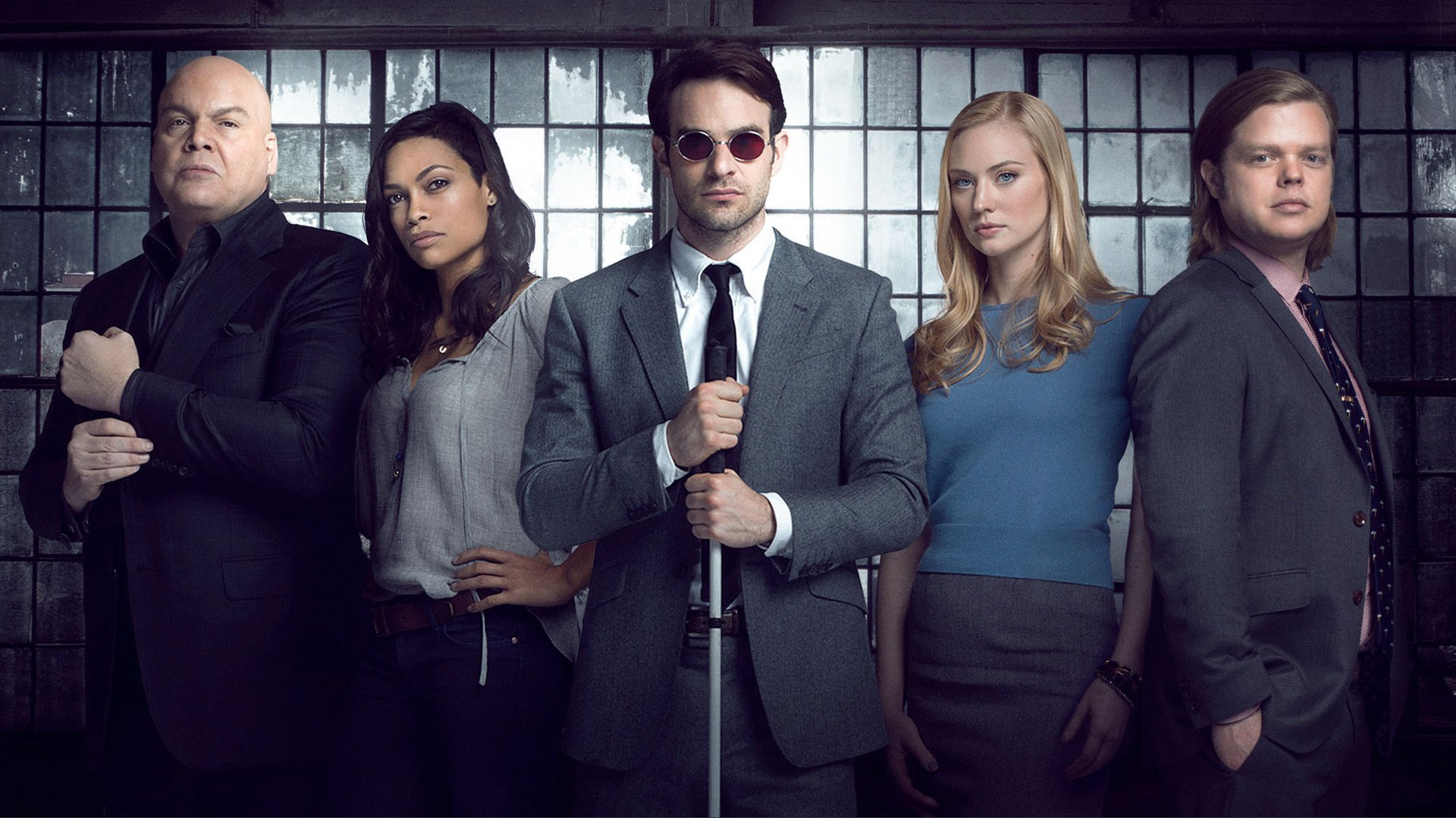 Demolidor - Daredevil - elenco