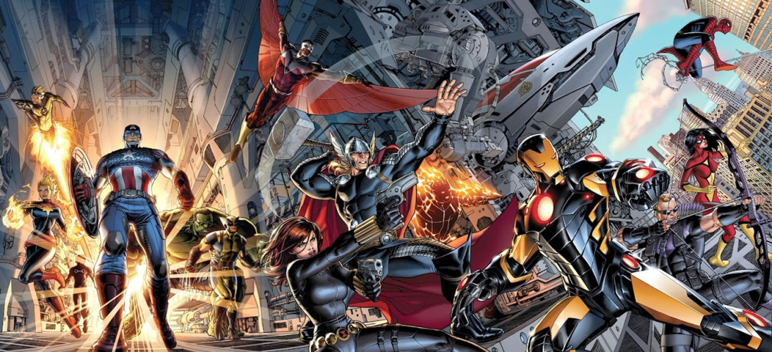 Vingadores - Nova Marvel - Avengers World