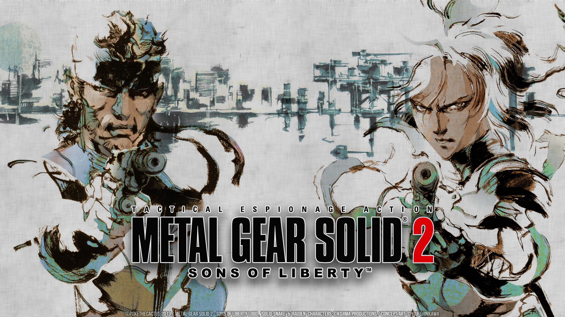 Review | Metal Gear Solid 2: Sons of Liberty