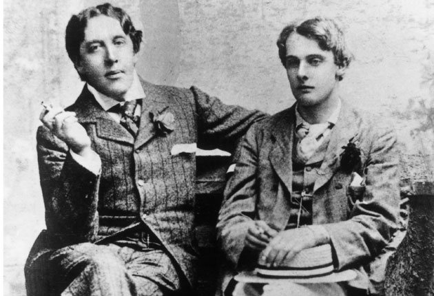 oscar wilde and bosie