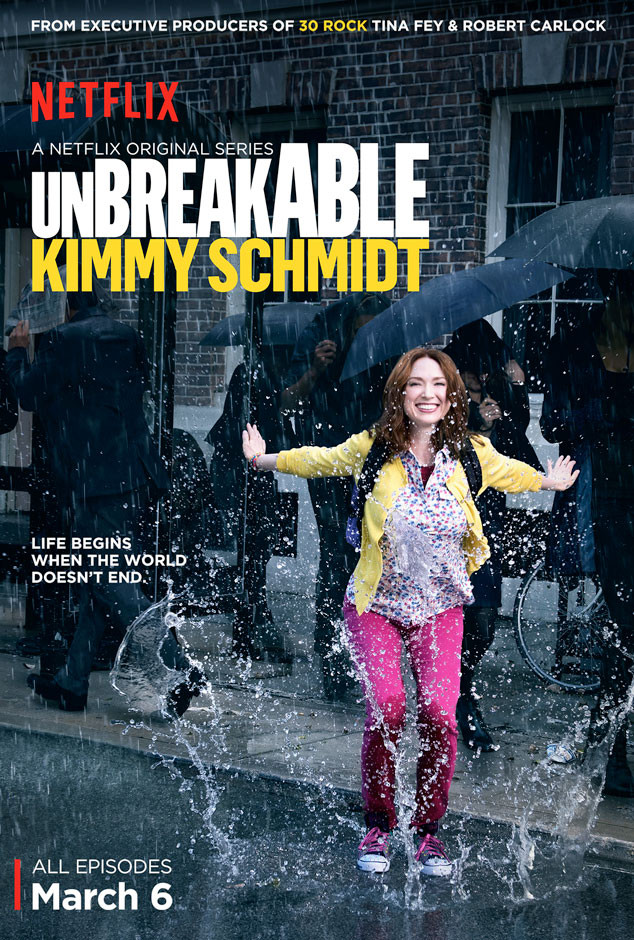 Review | Unbreakable Kimmy Schmidt – 1ª Temporada