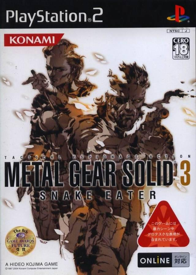 Review | Metal Gear Solid 3: Snake Eater