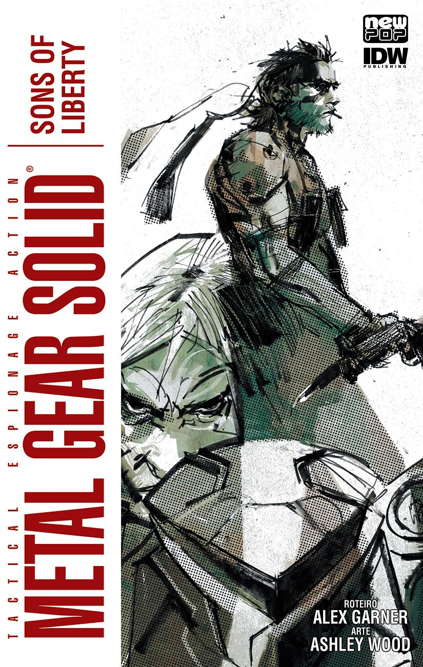 Resenha | Metal Gear Solid: Sons of Liberty