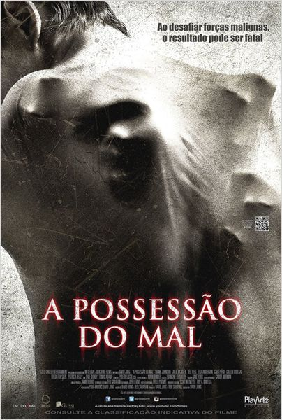 A Possesão do Mal - poster