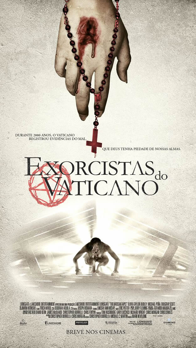 [Crítica] Exorcistas do Vaticano