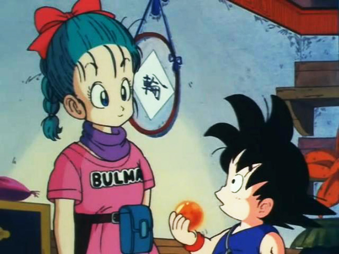 dragon-ball-runaways-goku-bulma-manga-4-star
