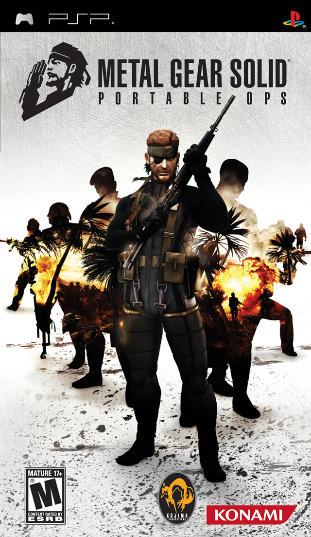 Review | Metal Gear Solid: Portable Ops