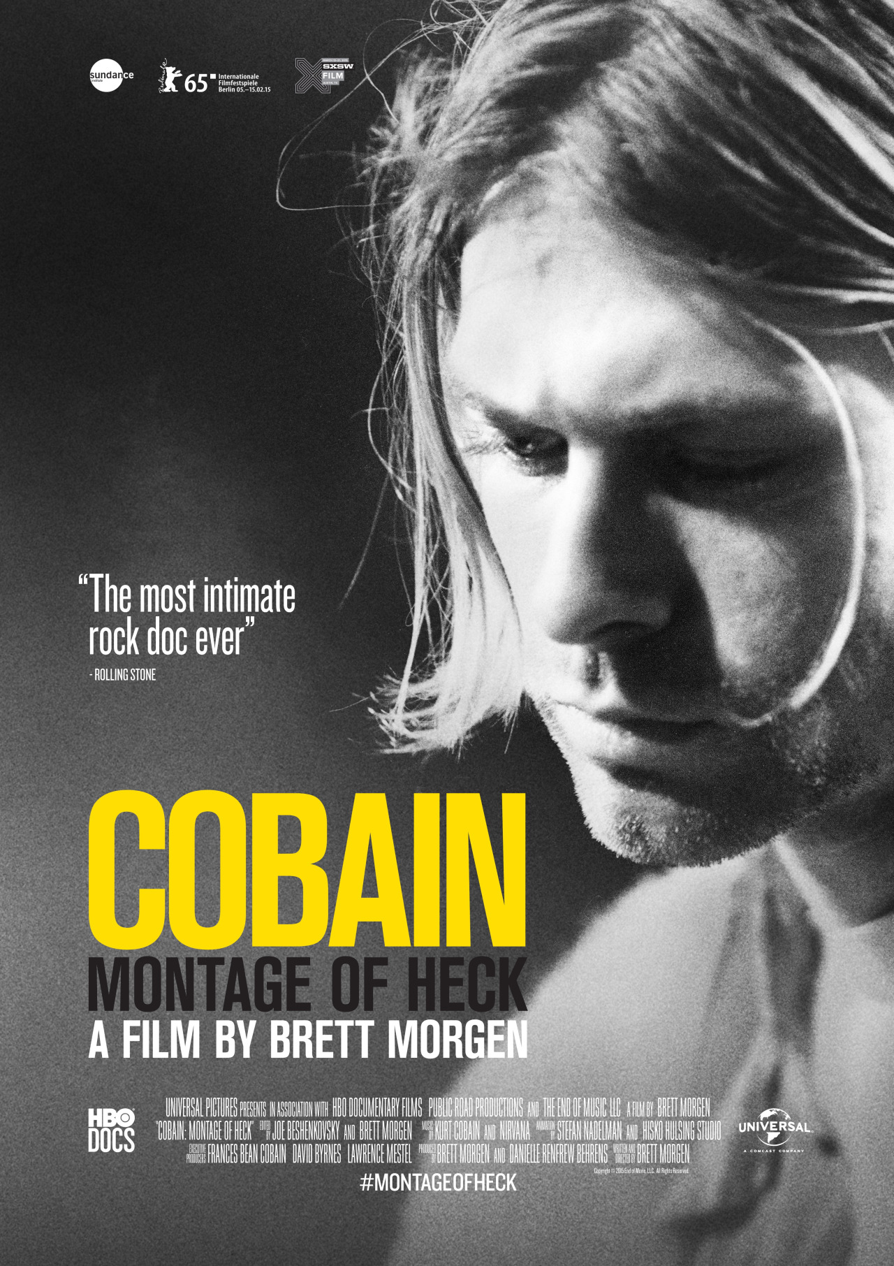 Crítica | Cobain: Montage of Heck