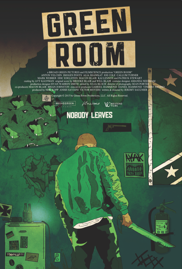 [Crítica] Green Room