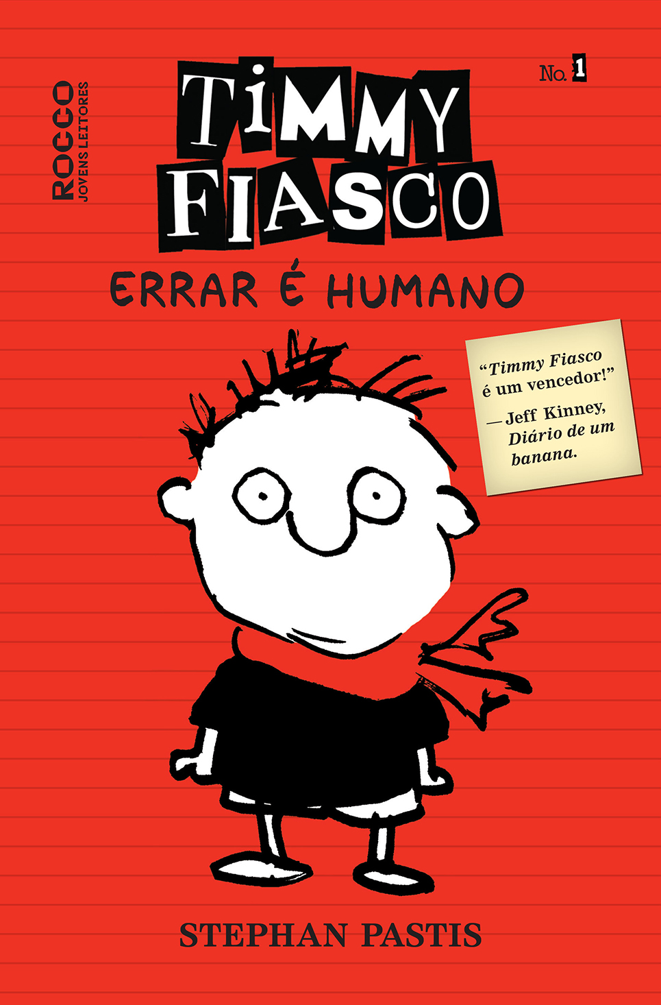 Jimmy Fiasco - Stephan Pastis
