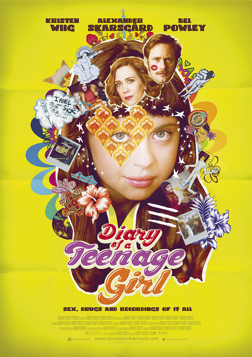 The Diary Of a Teenage Girl 1