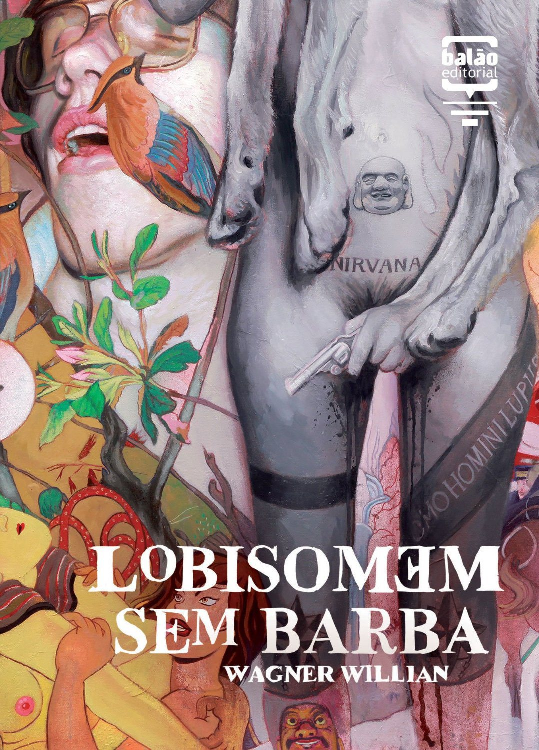 [Resenha] Lobisomem Sem Barba - Wagner Willian